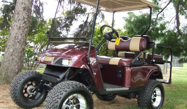 Customize Your Golf Cart