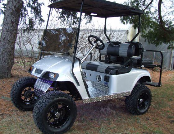 golf cart maintenance and repair