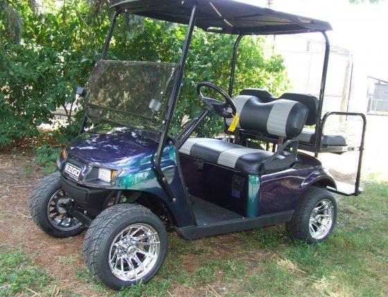 Dependable Golf Cart Service Center