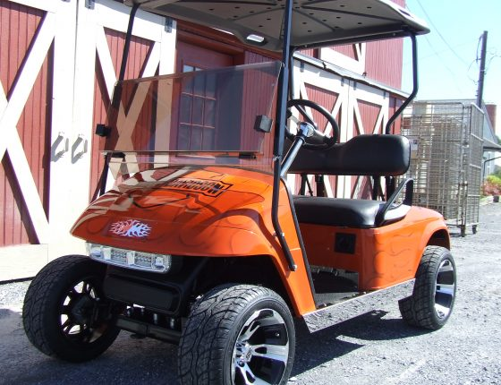 custom golf carts in lancaster pa
