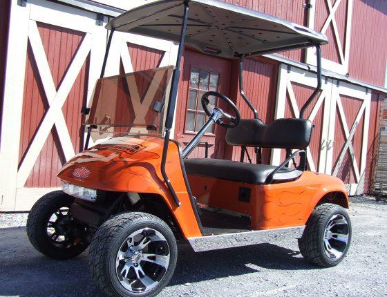 golf cart parts for custom golf carts