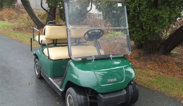 2001 YAMAHA G19 ELECTRIC GREEN