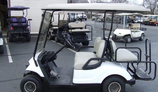 2007 YAMAHA DRIVE ELECTRIC